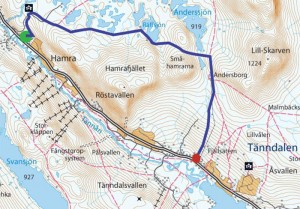Hamra-Tänndalen